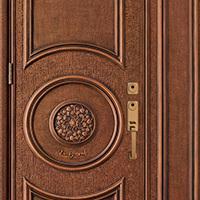 天津铸铝门,天津铝质防盗门,天津铝艺庭院门安装定制