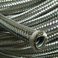 大连不锈钢编织软管  SSEX型防爆金属软管Φ12