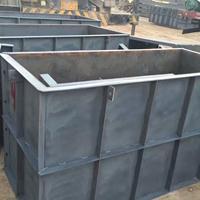 钢模具--保定泽达模具公司生产各种井盖模具,化粪池模具.