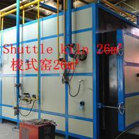 燃气窑炉公司 陶瓷梭式炉窑26立方