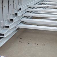 搬家梯铝型材 搬家梯铝型材焊接 搬家铝云梯焊接