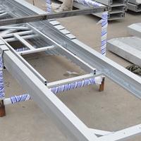 铝合金桁架焊接 大型海洋工程铝桁架焊接加工