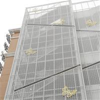 幕墙冲孔氟碳铝单板