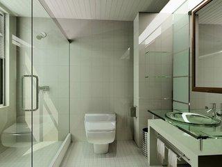 风格不同视觉效果就不同  卫生间装修效果图参考