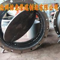 供应DN600钢制圆风门 耐磨钢圆风门定做厂家