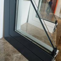 定制玻璃门窗防弹玻璃放砸玻璃防爆玻璃铝包木断桥铝型门窗