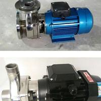 40HYL-13DA卧式不锈钢离心泵 小型家用不锈钢离心泵