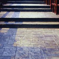 北京艺术地坪耐磨止滑一次成型绿色环保