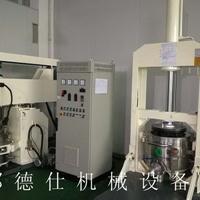 电子胶搅拌设备 双组份玻璃胶设备 反应釜配套设备