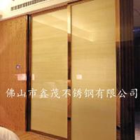 淋浴房不锈钢型材厂家 淋浴房不锈钢型材价格 佛山鑫茂不锈钢