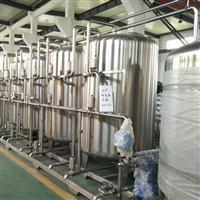 500L地下水反渗透纯水机,ro反渗透设备6t/h大型反渗透设备