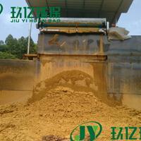 洗砂污泥脱水机污泥压滤设备