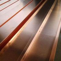 T2环保止水铜带,高纯度紫铜带