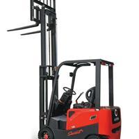 深圳新品包邮中叉CPD16载重1.6吨升高3米四轮座驾式电动叉车
