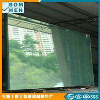 宝恒定制生产夹丝玻璃 夹金属丝 绢丝 炫彩夹丝等特种玻璃加工