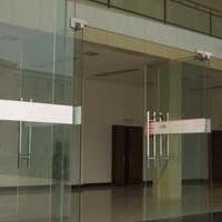 临沂维修不锈钢玻璃门.临沂安装钢化玻璃门