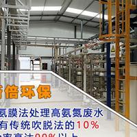杭州氨氮废水处理技术