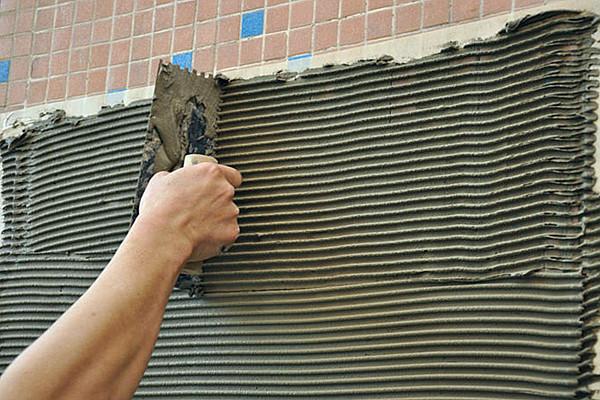 生产瓷砖胶泥设备 制作强力瓷砖粘胶泥的材料有哪些