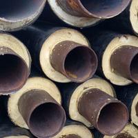 聚氨酯发泡供暖保温管道