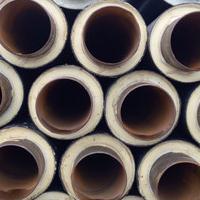 聚氨酯发泡螺旋供热保温管出厂价格