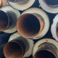 供应预制直埋聚氨酯保温管厂家