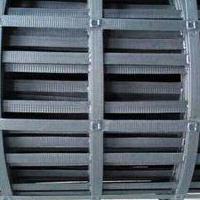 凸结点钢塑土工格栅德盛合成材料厂家直销