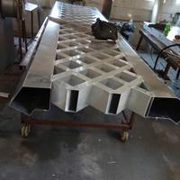2mm铝单板2.5mm铝方通铝单板规格