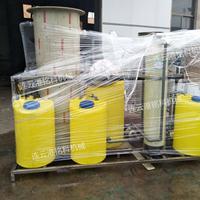 小型酸洗废水回用处理一体化设备发货深圳