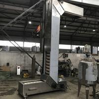 安庆安徽垂直斗式提升机化工电木粉畚斗提升机专业生产