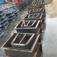 隧道电缆槽钢模具 水利急流槽模具 全国免运费配送