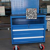 工具物料整理车、移动抽屉式工具车、钢制重型工具推车生产厂家