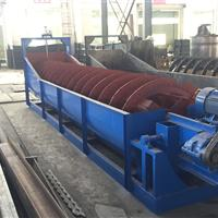 江西脱泥洗砂机设备 螺旋式洗砂机厂家