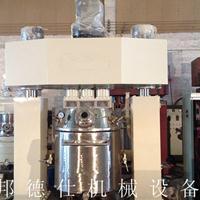 安徽力度强分散机 透明玻璃胶生产线设备 操作安全