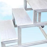 厂家供应焊接铝合金台阶梯