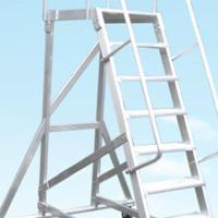 厂家供应平台梯