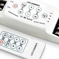 供应多功能LED单色跑马跳变渐变LED广告灯箱控制器