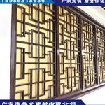 铝管焊接铝窗花安全吗?广东德普龙厂家质量保证