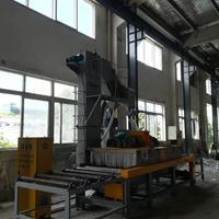 槽钢处理喷砂机工字钢除锈专用抛丸机佛山红海大型喷砂机设备