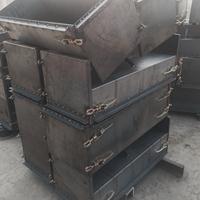 雄安泽达流水槽模具模具、水泥流水槽模具产品投资小、利润大