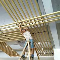 衡阳临沂酒店铝方管-四方管体美观实用
