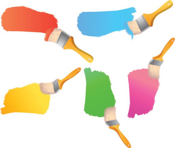 多彩涂料 多彩涂料施工中要注意什么