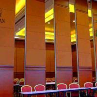 江西南昌市酒店包厢折叠门  65型铝合金推拉门厂家报价