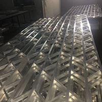 铝合金窗花多少钱 铝屏风有哪些款式 装饰铝屏风