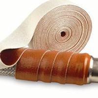 供应耐高温防火硅胶玻纤带