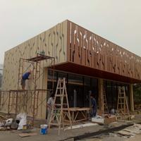 内蒙古商场酒店外墙氟碳铝单板【工艺喷涂提升】