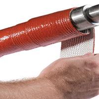 供应缠绕式隔热防火套管
