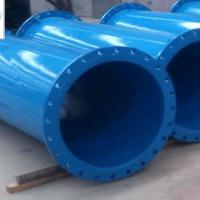 定制内环氧外3PE涂塑复合钢管 直销内环氧外聚乙烯涂塑钢管