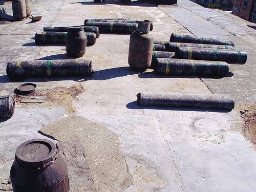 楼顶防水100平方多少钱 做防水得多少钱一平方米