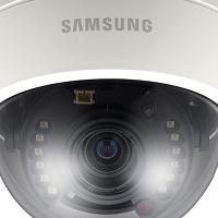 三星红外半球摄像机,正品三星SCD-2080RP