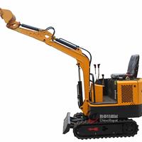 小勾机农用挖掘机 微型挖掘机迷你小型挖掘机